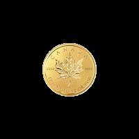 1 g einzelne Goldmünze - MapleGram25 - 2016