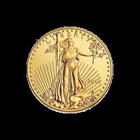 1/4 oz Goldmünze - amerikanischer Adler - 2016