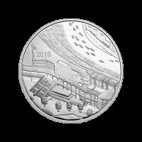 1/2 oz Silbermedallion - Daytona - 2016