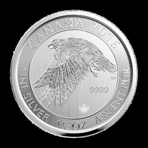 """Die Worte """"Elizabeth II 8 Dollars D.G. Regina"""" und das Abbild von Königin Elisabeth II. nach Susanna Blunt."""
