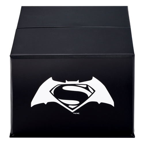 1 oz Silbermünze - Batman v Superman: Dawn of Justice™   Trinity 2016