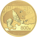 50 g 2016 Chinese Panda Gold Proof Coin