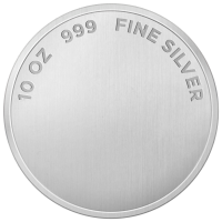 10 oz Pure Assorted Silver