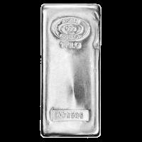 Barra de Plata Canadá Asahí de 1 kilo | Números de Serie 1-999