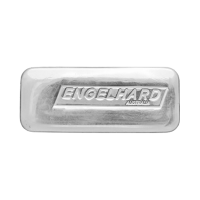 10 oz Engelhard Silberbarren - Australien