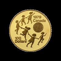 1/2 oz ausgewählte kanadische Goldmünze
