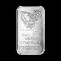 1 oz Engelhard Vintage Silver Bar