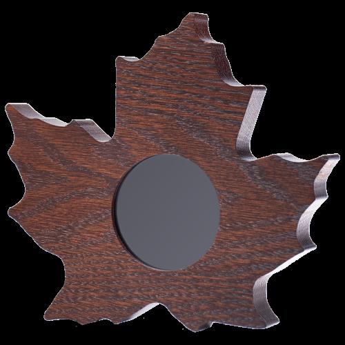 1 oz Silbermünze Kanadas farbenfrohes Ahorn 2016