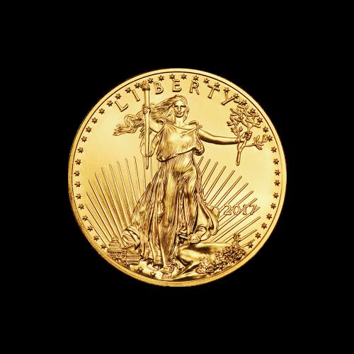 1/4 oz 2017 American Eagle Gold Coin