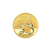 3 g 2017 Chinese Panda Gold Coin