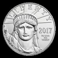 1 oz 2017 American Eagle Platinum Coin