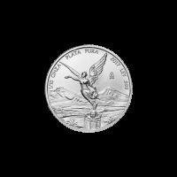 1/10盎司2017年墨西哥自由心证鹰币