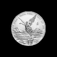1/4 oz 2017 Mexican Libertad Silver Coin