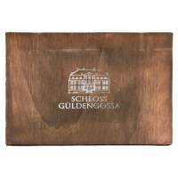 Boîte vide pour lingots d'argent Geiger Edelmetalle