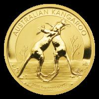 1 oz 2010 Australian Kangaroo Gold Coin