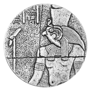 2 oz 2016 Egyptian Relic Series | Horus Silver Coin