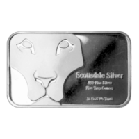 5 oz Scottsdale Prey Silver Bar