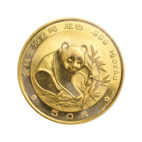 1/2oz 1988 Chinese Panda Gold Coin