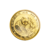 1/4 oz 1988 Chinese Panda Gold Coin