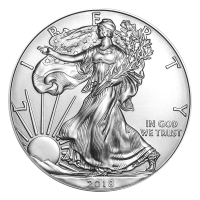 1 oz 2018 American Eagle Silver Coin