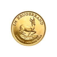 1/4 oz Random Year Krugerrand Gold Coin