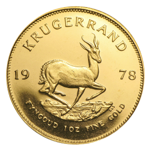1 oz 1978 Krugerrand Gold Coin