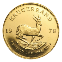 1 oz Goldmünze Krugerrand 1978