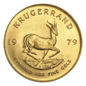 1 oz 1979 Krugerrand Gold Coin