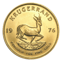 1 oz 1976 Krugerrand Gold Coin