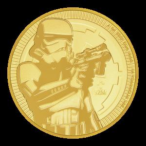 1 oz 2018 Star Wars | Stormtrooper Gold Coin