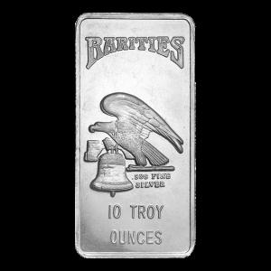 10 oz Rarities Silver Bar