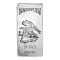 10 oz Rarities Silver Bar