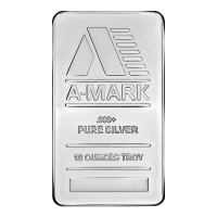 10 oz A-Mark Silver Bar
