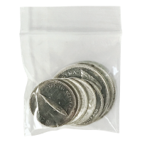 $1 Face Value Bag of 1967 Canadian Centennial Circulation 50% Pure Silver Coins