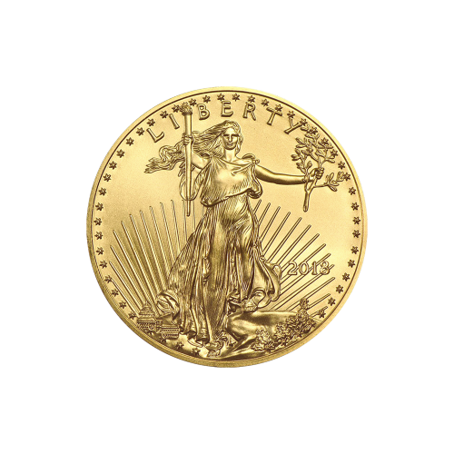 1/4 oz 2018 American Eagle Gold Coin