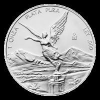 1 oz Random Year Mexican Libertad Silver Coin