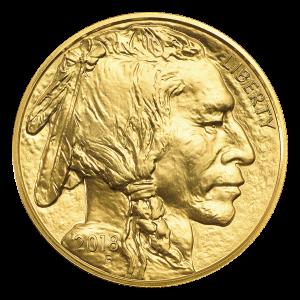 1 oz 2018 Buffalo Gold Coin
