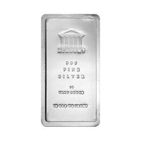 10 oz Academy Stacker Silver Bar