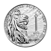 1 oz 2018 Landmarks of Britain | Trafalgar Square Silver Coin