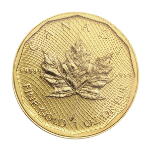 1 oz Goldmünze Royal Canadian Mint 99999 2009