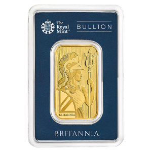 1 oz Britannia Gold Bar