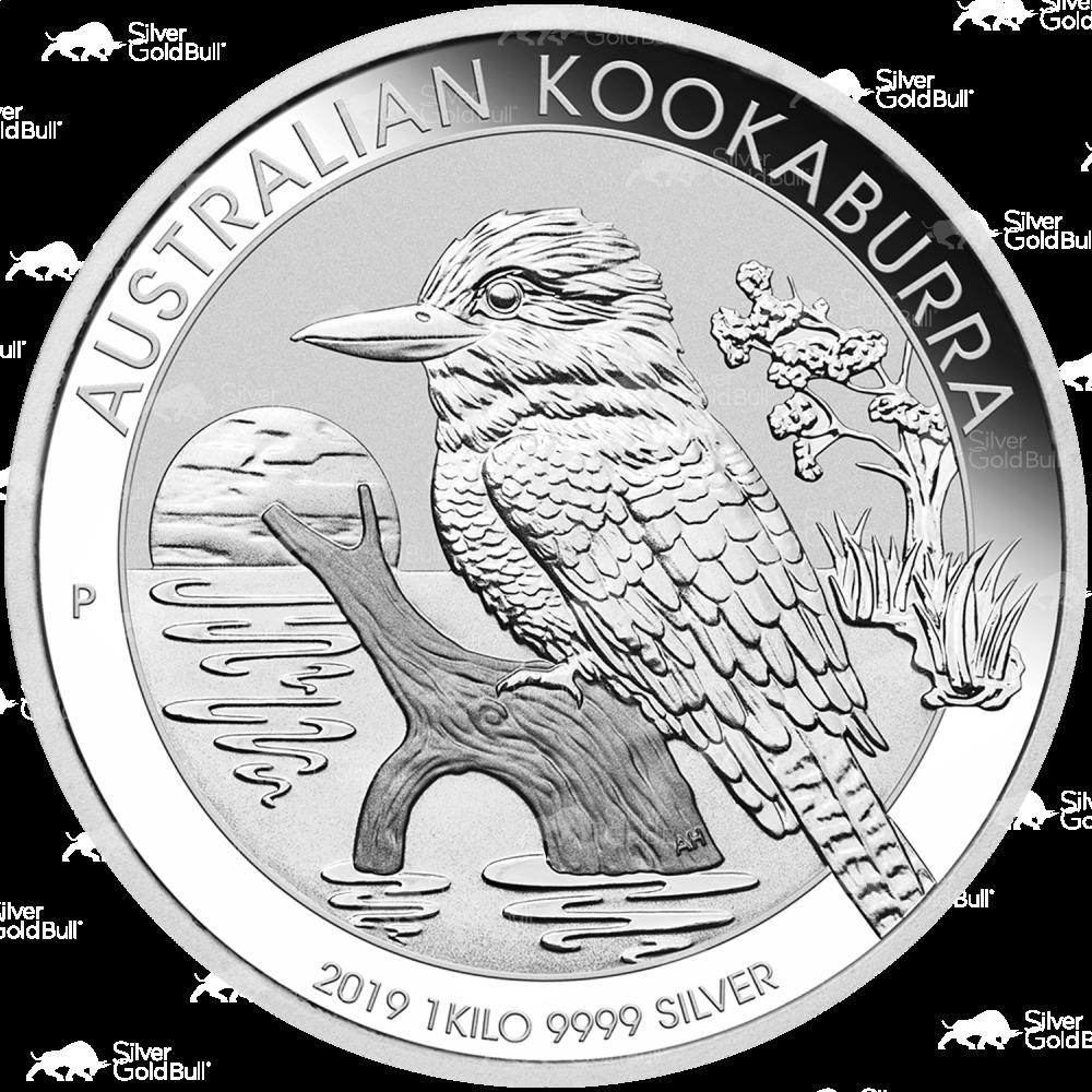 1 oz 999 Silver Coin Panda Beijing Privy 2017 Australia Kookaburra $1 UNC