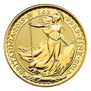 1 oz 2019 Britannia Gold Coin