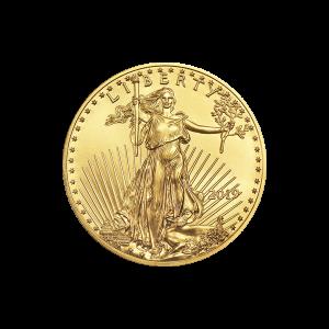 1/4 oz 2019 American Eagle Gold Coin