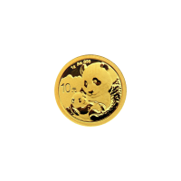 1 g 2019 Chinese Panda Gold Coin