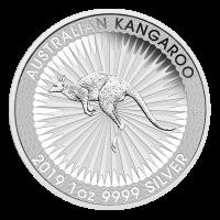 1 oz 2019 Australian Kangaroo Sølvmynt