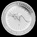 Moneda de plata Canguro Australiano 2019 de 1 oz