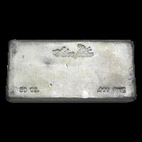 50 oz Silberbarren Silvertowne Mint