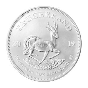 1 oz 2019 Krugerrand Silver Coin