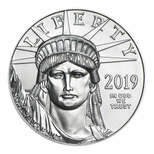 1 oz 2019 American Eagle Platinum Coin